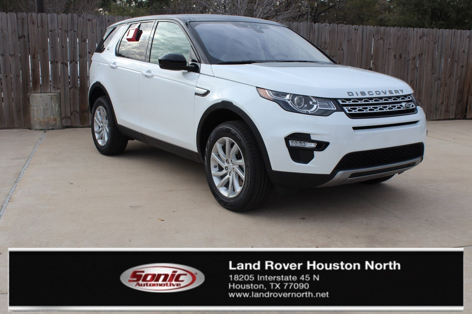 2018 Land Rover Discovery Sport: Expectations, Changes >> New 2019 Land Rover Discovery Sport For Sale In Houston Tx Stock Kh804259