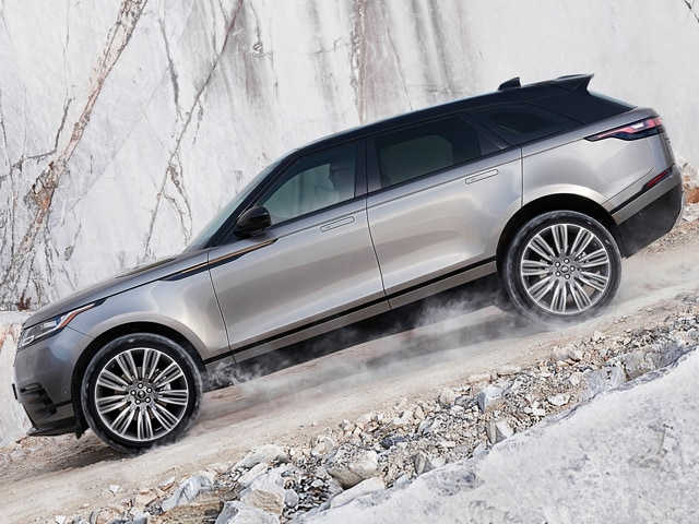 New Range Rover Velar At Land Rover Houston Central