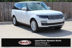 New 2019 Land Rover Range Rover 3.0L V6 Supercharged HSE SUV for sale in Houston
