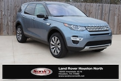 New 2019 Land Rover Discovery Sport HSE LUX SUV for sale in Houston