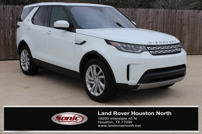 New 2019 Land Rover Discovery HSE SUV for sale in North Houston