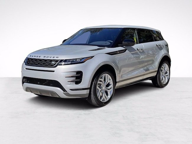 New 2021 Land Rover Range Rover Evoque R-Dynamic S SUV for sale in North Houston