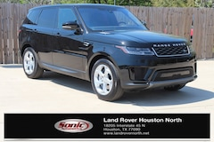 New 2019 Land Rover Range Rover Sport SE SUV for sale in Houston