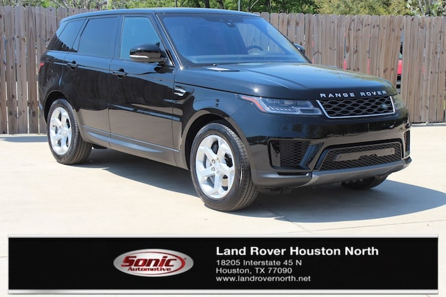 Land Rovers For Sale >> New 2019 Land Rover Range Rover Sport For Sale In Houston Tx Stock