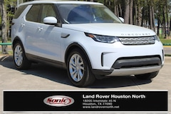 New 2018 Land Rover Discovery HSE SUV for sale in Houston