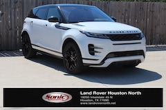 New 2020 Land Rover Range Rover Evoque R-Dynamic S SUV for sale in North Houston
