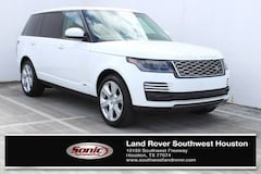 New 2018 Land Rover Range Rover 5.0L V8 Supercharged SUV for sale in Houston, TX