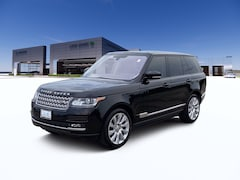 2015 Land Rover Range Rover Supercharged 4WD  Supercharged