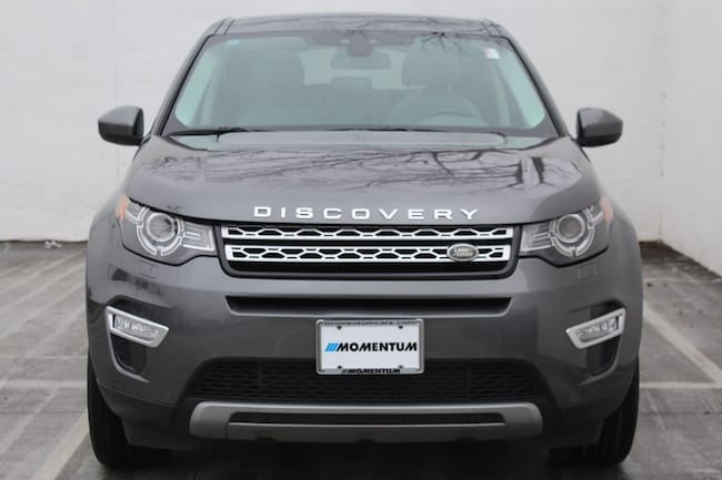 Used 2016 Land Rover Discovery Sport HSE LUX AWD 4dr in Houston, TX