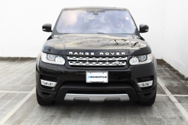 Used 2016 Land Rover Range Rover Sport V6 Diesel HSE 4WD 4dr Multi Purpose Vehicle in Houston, TX