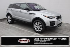 New 2018 Land Rover Range Rover Evoque SE SUV for sale in Houston, TX