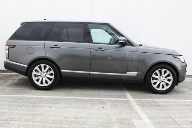 Used 2016 Land Rover Range Rover HSE 4WD 4dr Multi Purpose Vehicle for sale in Houston, TX