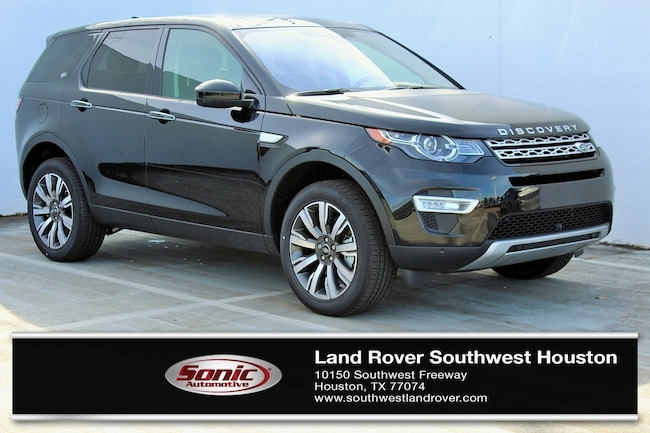 New 2019 Land Rover Discovery Sport HSE LUX SUV for sale in Houston, TX