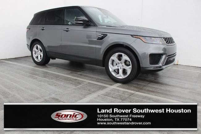 New 2019 Land Rover Range Rover Sport SE SUV for sale in Houston, TX
