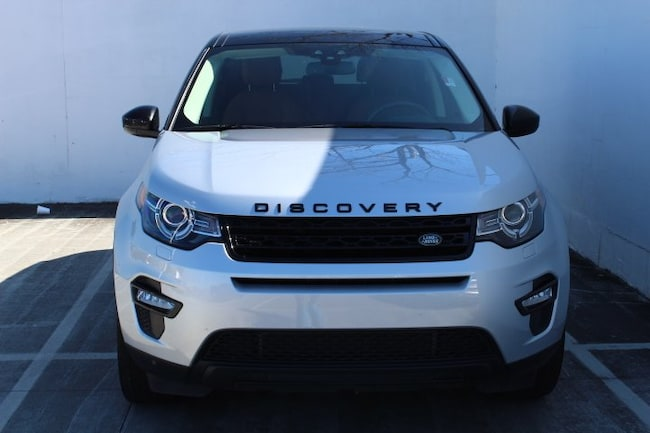 Used 2016 Land Rover Discovery Sport HSE LUX AWD 4dr in Houston