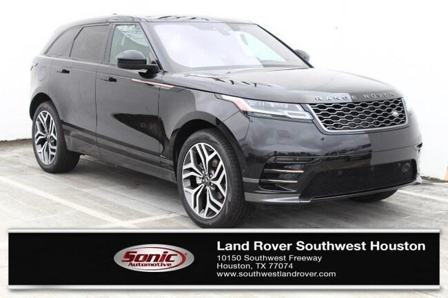 New 2019 Land Rover Range Rover Velar P250 SE R-Dynamic SUV for sale in Houston, TX