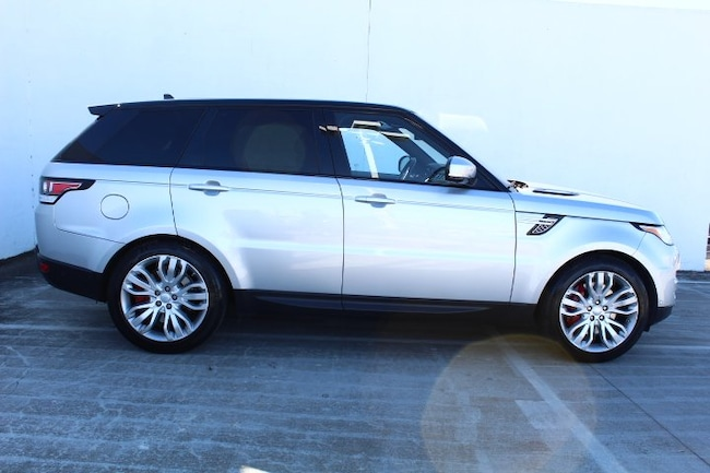 Used 2016 Land Rover Range Rover Sport V8 4WD 4dr MP in Houston, TX