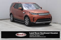 New 2018 Land Rover Discovery HSE LUXURY SUV for sale in Houston, TX
