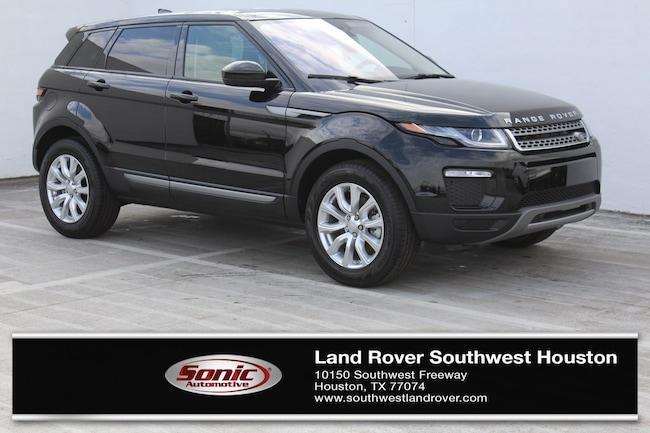 New 2019 Land Rover Range Rover Evoque SE SUV for sale in Houston, TX