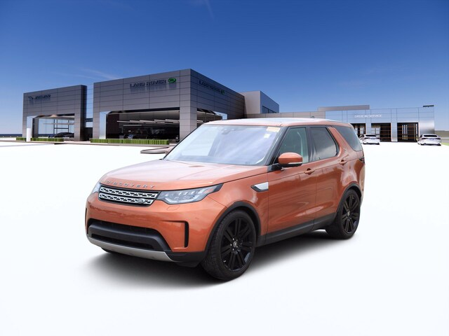 Used 2018 Land Rover Discovery HSE HSE V6 Supercharged for sale in Houston