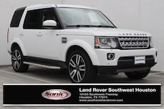 Used 2016 Land Rover LR4 HSE LUX 4WD 4dr  *Ltd Avail* for sale in Houston, TX