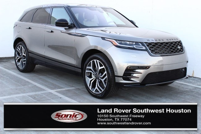 New 2019 Land Rover Range Rover Velar P250 SE R-Dynamic SUV for sale in Houston, TX
