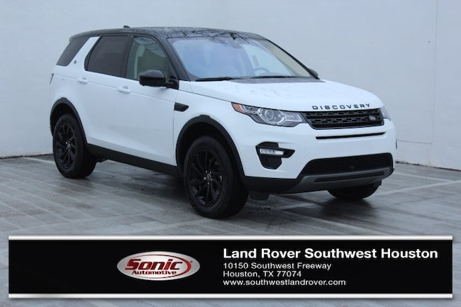 Used 2018 Land Rover Discovery Sport HSE SUV for sale in Houston, TX