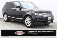 Used 2016 Land Rover Range Rover Diesel HSE 4WD  Diesel HSE for sale in Houston, TX