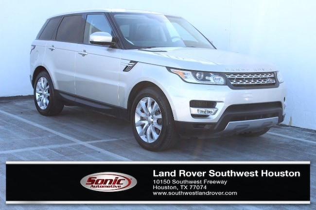Used 2014 Land Rover Range Rover Sport HSE 4WD 4dr for sale in Houston, TX