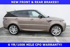 Used 2015 Land Rover Range Rover Sport Autobiography 4WD 4dr in Houston
