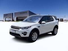 2018 Land Rover Discovery Sport SE SE 4WD