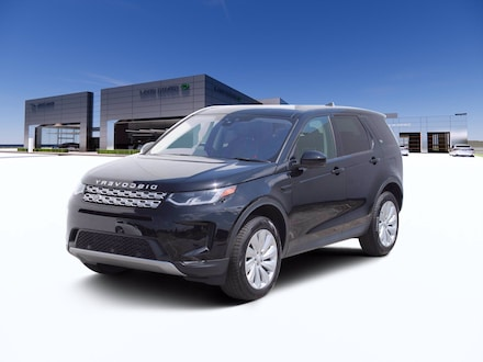 Used 2020 Land Rover Discovery Sport SE SE 4WD in Southwest Houston