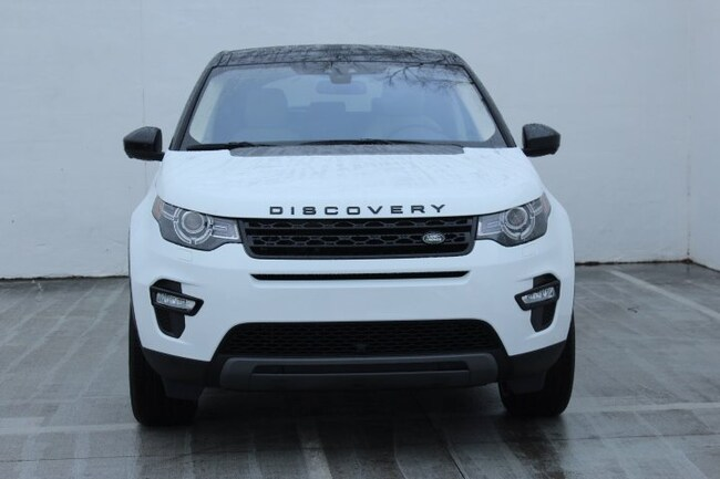 Used 2018 Land Rover Discovery Sport HSE SUV for sale in North Houston