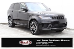 New 2019 Land Rover Range Rover Sport HSE Dynamic SUV for sale in Houston, TX