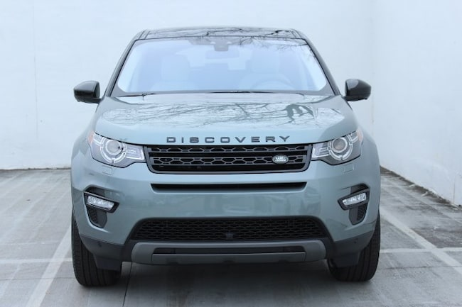 Used 2018 Land Rover Discovery Sport HSE SUV in Houston, TX