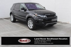 Used 2018 Land Rover Range Rover Evoque SE SUV for sale in Houston, TX