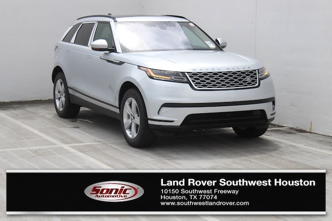 New 2019 Land Rover Range Rover Velar P250 S SUV for sale in Houston, TX