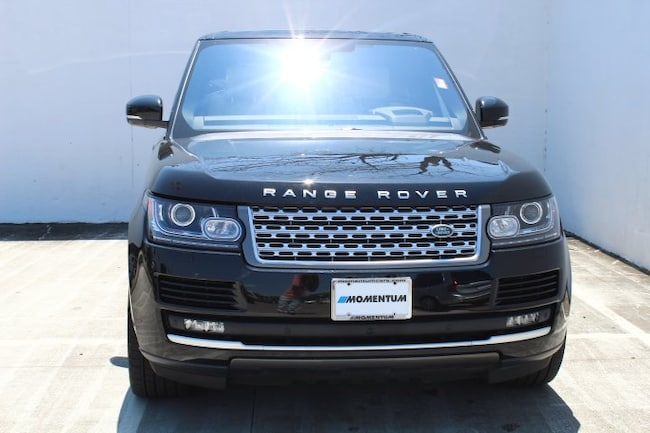 Used 2016 Land Rover Range Rover Supercharged 4WD 4dr Multi Purpose Vehicle for sale in Houston, TX