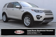 New 2017 Land Rover Discovery Sport HSE SUV for sale in Houston, TX