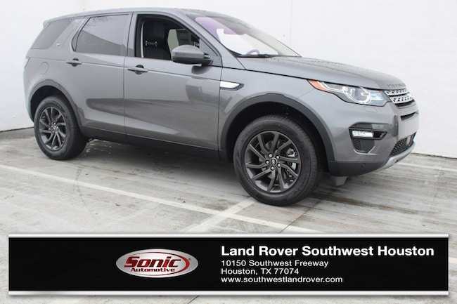 New 2019 Land Rover Discovery Sport HSE SUV for sale in Houston, TX