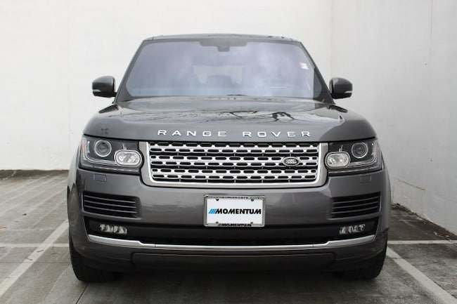 Used 2016 Land Rover Range Rover HSE 4WD 4dr Multi Purpose Vehicle in Houston, TX