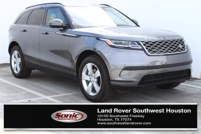 New 2019 Land Rover Range Rover Velar P250 S SUV for sale in Houston, TX