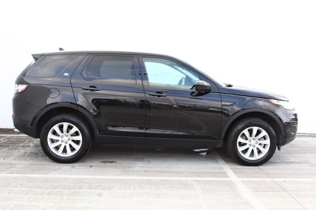 Used 2016 Land Rover Discovery Sport SE AWD 4dr for sale in North Houston