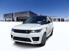 Used 2018 Land Rover Range Rover Sport Dynamic V8 Supercharged Dynamic for sale in Houston