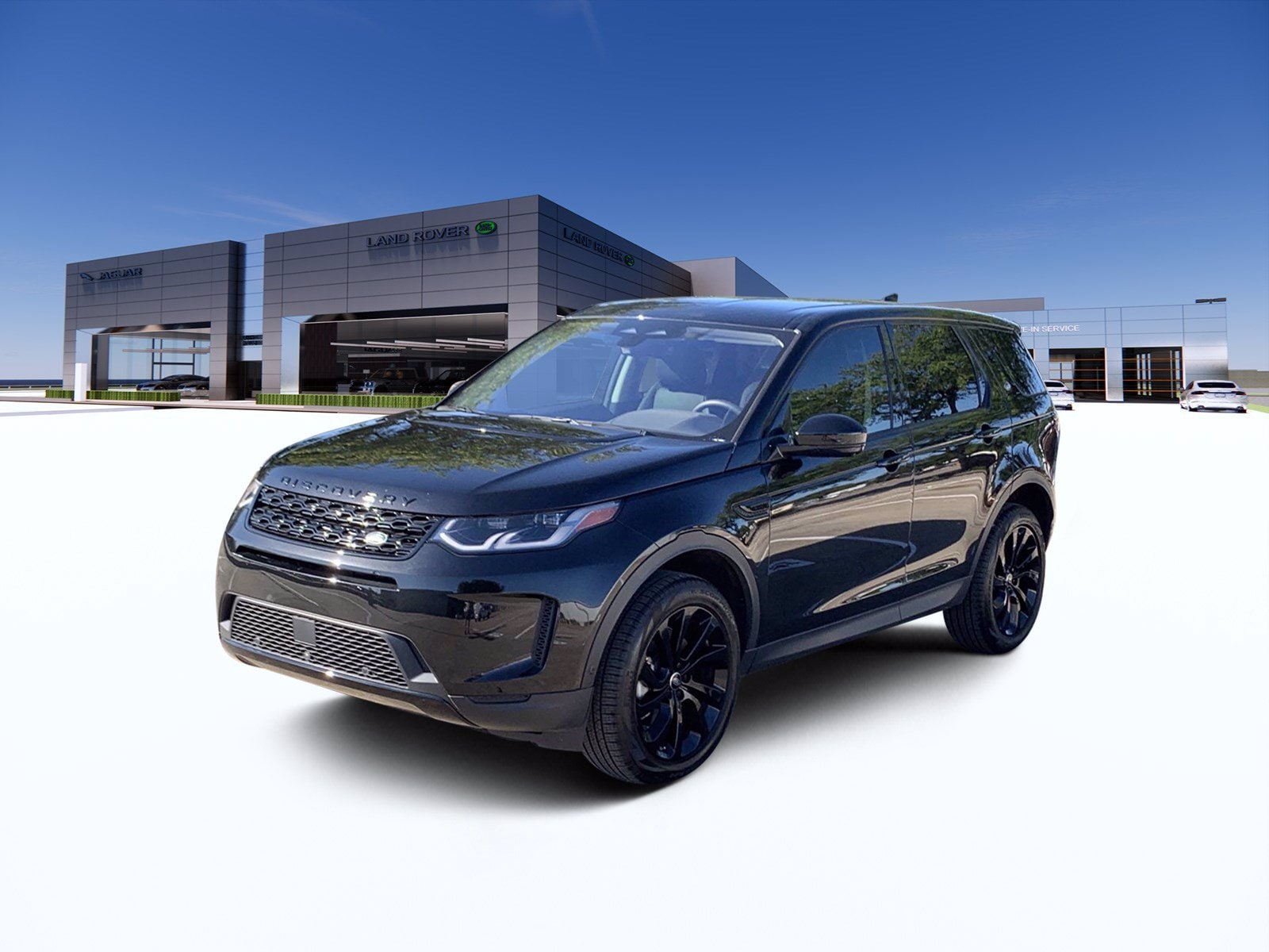 2021 Land Rover Discovery Sport SUV