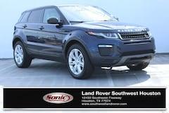 New 2018 Land Rover Range Rover Evoque SE Premium SUV for sale in Houston, TX
