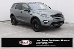 Retired Demo 2018 Land Rover Discovery Sport HSE SUV for sale in Houston, TX