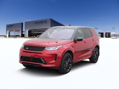 2020 Land Rover Discovery Sport S R-Dynamic S R-Dynamic 4WD