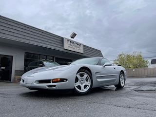 1999 Chevrolet Corvette Base Coupe