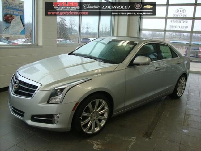 2013 CADILLAC ATS 3.6L Premium Sedan